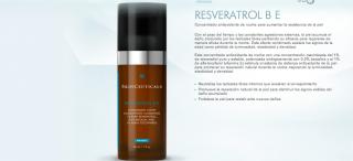Lo nuevo de Skinceuticals: RESVERATROL B E