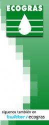 La empresa ECOGRAS Recuperación y Reciclado, S.L. se abre paso en Facebook y Twitter