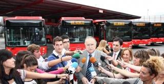 El Bilbobus busca un servicio más limpio y prueba el uso de biodiésel en 7 vehículos
