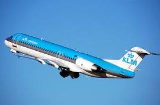 Un avión volará desde Ámsterdam a París con aceite de oliva usado