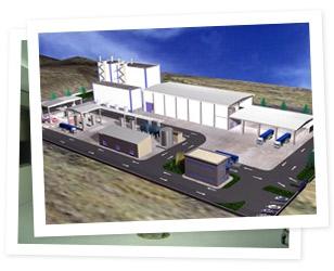 Centro Nacional de Biocombustibles de 2ª Generación. ICTS Aoiz