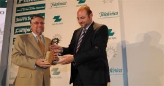 Rograsa logra el premio a la Conservación del Medio Ambiente