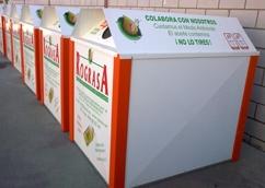 Rograsa aspira a contar con 500 puntos de recogida en toda Extremadura