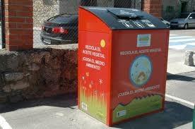Galapagar fomenta el reciclado de aceite vegetal usado
