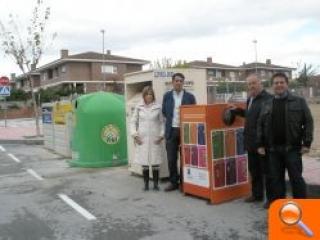 Mutxamel amplía el servicio de recogida de aceite usado doméstico a las urbanizaciones