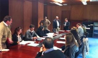 La comisión comarcal de Medioambiente apuesta por la recogida de aceites usados y de los residuos de la construcción