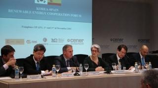 Navarra acoge un encuentro España-Corea