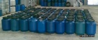 Robos de aceite vegetal usado en EEUU