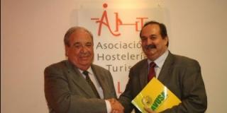 Empresa Gestora con Planta de Tratamiento y la AHT de Toledo firman convenio