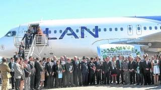 La aviación muestra su respeto por el medio ambiente