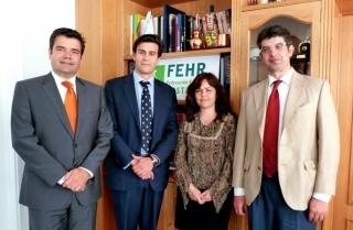 GEREGRAS marcó la hoja de ruta con la FEHR