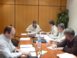 Reunión de Junta Directiva ordinaria de GEREGRAS