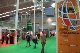 Expobioenergía 2012, la feria de la biomasa con 400 empresas y marcas