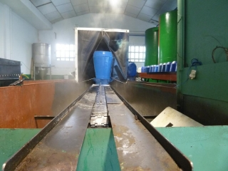 Mejoras en las Plantas de Tratamiento gestoras de aceite vegetal usado