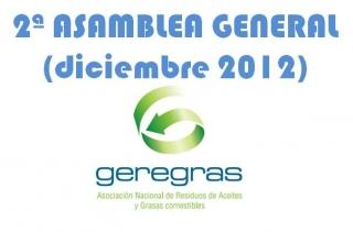Asamblea General de GEREGRAS
