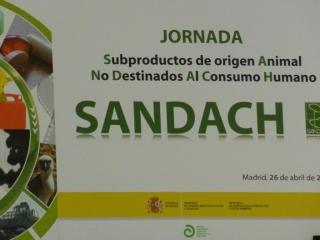 Primeros Asociados registrados en SANDACH