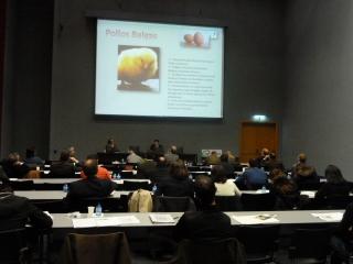 GEREGRAS presenta los Aceites y Grasas Comestibles Usados en las Jornadas sobre Tratamiento Energético de Residuos de ATEGRUS