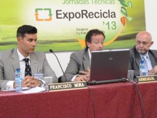 Ponencia GEREGRAS sobre Aprovechamiento Energético en EXPORECICLA 2013