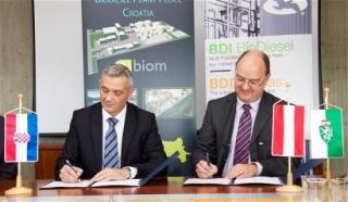 BDI asienta en Croacia otra de sus plantas de biodiésel a partir de residuos