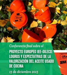 GEREGRAS en la Conferencia Final del Proyecto OILECO
