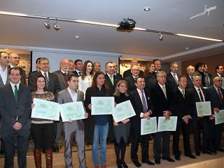 Premio al Desarrollo Sostenible a la empresa Jobufer