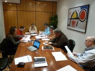 La Junta Directiva de GEREGRAS se reunió en Madrid