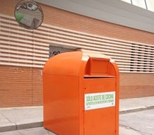 El CAF Madrid pide la instalación de contenedores para la recogida de aceite usado