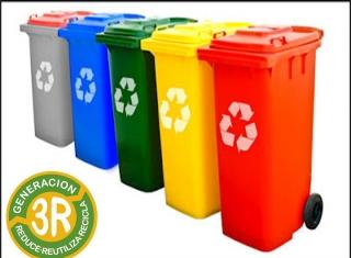 ¿Qué obligaciones tienen las comunidades de vecinos en el reciclaje de residuos y basuras?