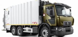 Camiones con biodiesel