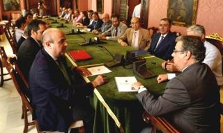 Empresarios de Sevilla