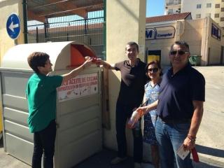 Reciclaje en Alfaro