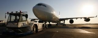 Combustible para aviones con aceite usado de cocina