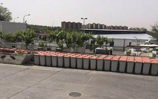 Contenedores de aceite usado en Madrid