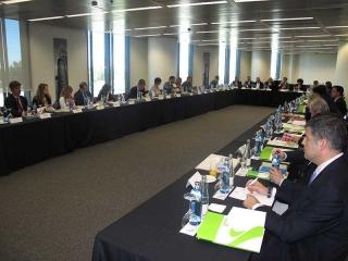 reunión Club FEHR 2015