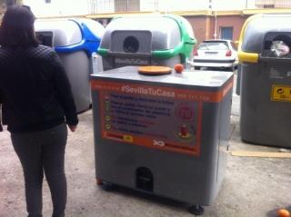 El TSJA admite la demanda de Agresur contra la ordenanza de aceites del Ayuntamiento de Sevilla