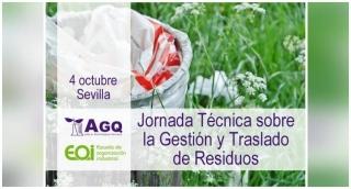 Jornada técnica sobre gestión y traslado de residuos en Sevilla