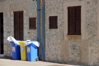 El reciclaje de residuos urbanos apenas aumentó en España