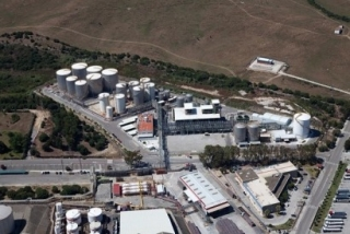 Planta de biodiésel de Abengoa en San Roque (Cádiz) adquirida por Cepsa