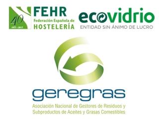 Geregras se reúne con FEHR y ECOVIDRIO