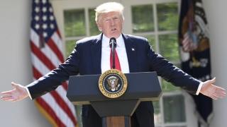 Trump retira a EE UU del Acuerdo de París contra el cambio climático