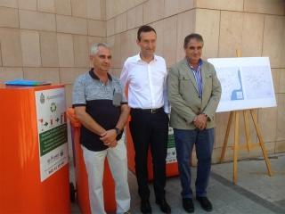 Realimen instalará 24 contenedores para la recogida de aceite usado de cocina en Elche