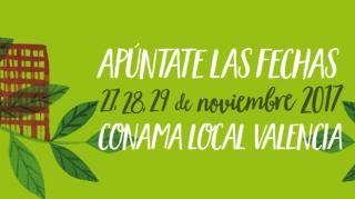 Conama Local Valencia Noviembre 2017