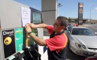 A partir de octubre cambiarán por completo las denominaciones del diésel y la gasolina.