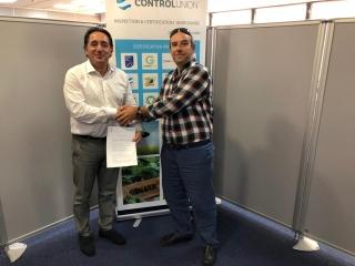Control Union y Geregras firman acuerdo de colaboración