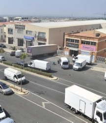 La Guardia Civil desarticula un entramado empresarial en Carrús para defraudar el IVA.