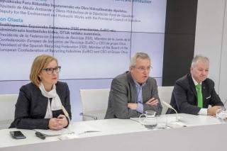 Geregras asistirá al Encuentro Internacional de Economía Circular en San Sebastián.