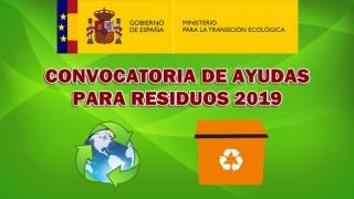 Ayudas a entidades locales para la recogida de aceites usados.