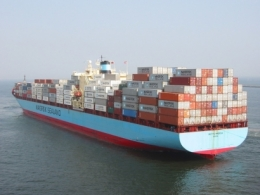 Un buque carguero utiliza biocarburante de aceites usados para cubrir 46.000 kilómetros.