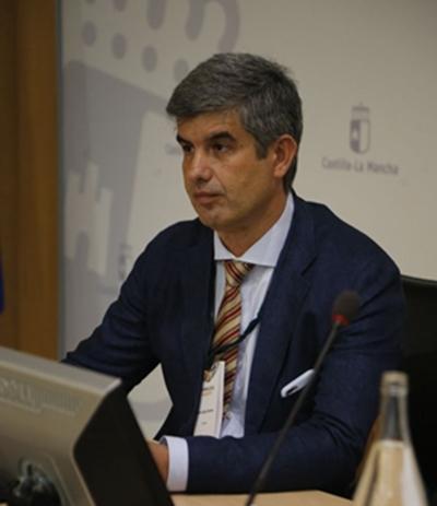 Carlos López, secretario-administrador de Geregras.
