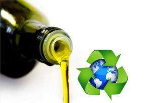 ¿Qué debemos hacer con el aceite usado de la cocina?